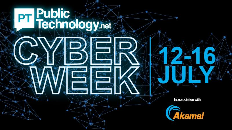 An image of the Cyber Week logo