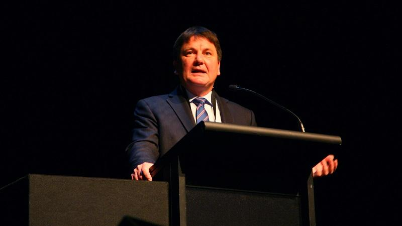 An image of John Edwards, set to be appointed as information commissioner