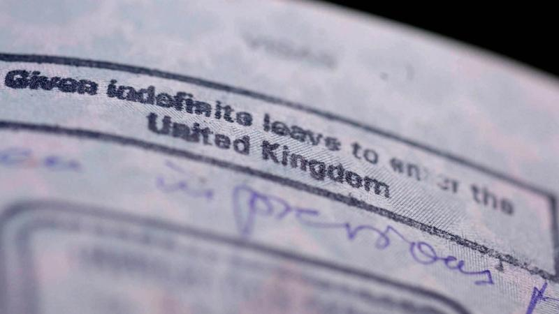A United Kingdom visa