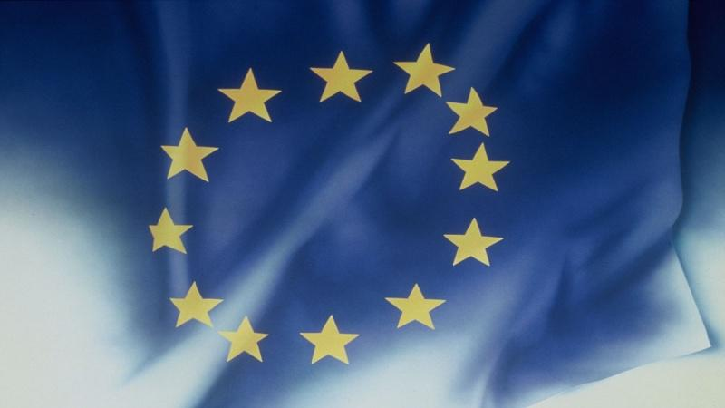 Image of an EU flag
