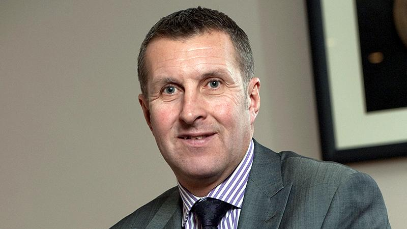 Steve Shakespeare, managing director, Civica Services