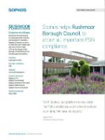 A picture of Sophos Rushmoor Case Study