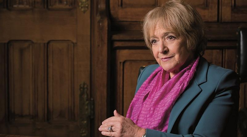 Margaret Hodge photographed by Paul Heartfield for Civil Service World