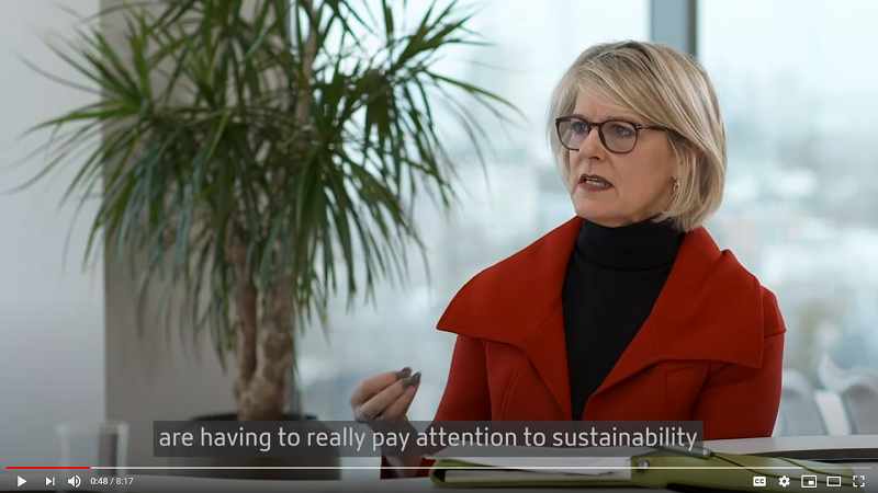 A picture of Citrix on sustainability