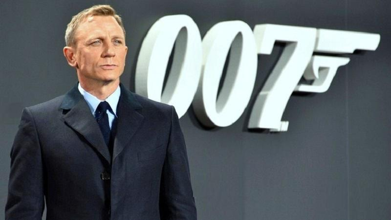 Daniel Craig pictured at the Berlin premiere of Spectre