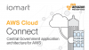 A picture of the AWS Cloud Connect webinar